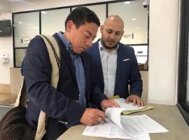 Gobierno departamental continúa con la construcción de  propuesta Bicentenario