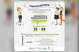 Termina etapa informativa para elección del Consejo Departamental Consultivo de Mujeres de Boyacá