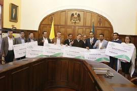 Gobernador de Boyacá firmó convenios por 2.800 millones de pesos con seis municipios