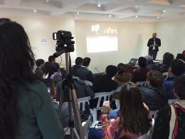 Ministerio de Cultura presentó 'abanico de oportunidades'