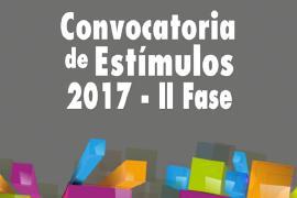 Se socializará Convocatoria de Estímulos 2017 en su fase II
