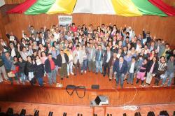 Gobernación exaltó a ciudadanos que han dedicado su vida a los organismos comunales