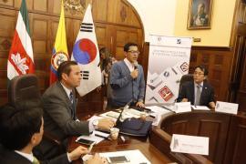 Se adelantó primera fase de cooperación entre Corea del Sur y el departamento de Boyacá