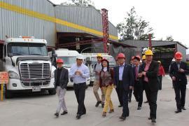 Embajador de Corea mostró total interés en prestarle apoyo al sector empresarial de Boyacá