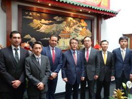 Embajador de Corea estará de visita en Boyacá