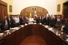 Empresarios de Boyacá listos para trabajar de la mano con el gobierno de Corea