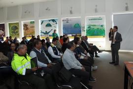 Director de CORPOBOYACÁ pidió a los alcaldes acciones de limpieza del Río Chicamocha