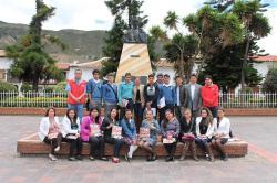 En Corrales se realizó encuentro provincial para los jóvenes de Tundama