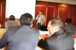 Gobernación continúa apoyando consolidación del proyecto Corredor Estratégico de Boyacá