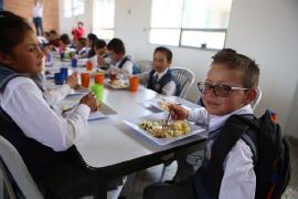 Comenzó en firme el Programa de Alimentación Escolar en Boyacá