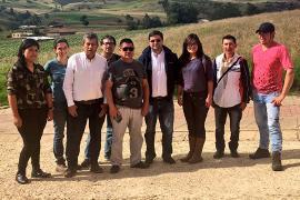 Gobernación participó en sesión extraordinaria del Consejo de Cuenca del río Garagoa