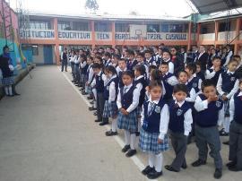 Institución Educativa  de La Uvita cumple 39 años de labores