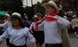 Boyacá participó en el V Festival del artesano y IX  Festival de la Palma Real