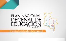 En Tunja, MinEducación socializó Plan Decenal de Educación 2016 -2026