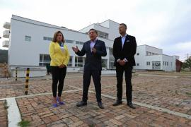 Palabras y decisiones del gobernador Amaya con respecto a compra de antigua clínica de Saludcoop