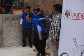 Comienza la final departamental de los III Juegos Campesinos en Miraflores