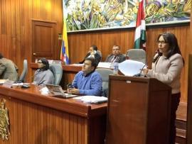 Secretaría de Desarrollo Humano presentó presupuesto para el 2017 ante la Asamblea