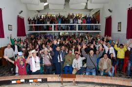 Comunales de Márquez y Lengupá celebraron en grande su Día