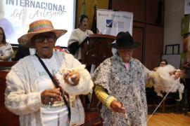 Exitosa celebración del Día Internacional del Artesano