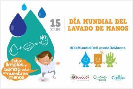 Día Mundial del Lavado de Manos, un llamado para prevenir enfermedades