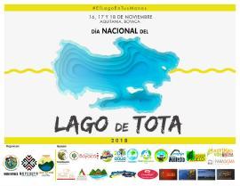 Boyacá celebra el Día Nacional del Lago de Tota