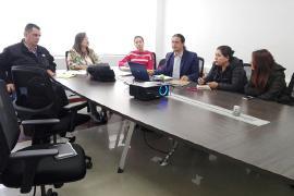 La Dirección de Medio Ambiente en pro de las áreas protegidas de Boyacá