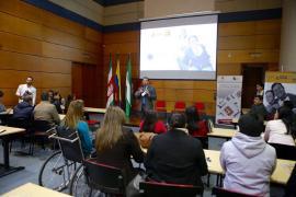 Masiva participación a foro de empresarios y personas con discapacidad