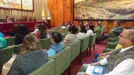 Indeportes Boyacá participó en el Primer Comité Departamental de Discapacidad del 2017