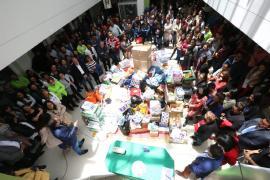 Gobierno Amaya se solidariza con familias venezolanas