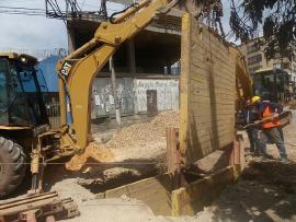Empresa de Servicios Públicos de Boyacá reinicia trabajos en la Glorieta San José de Duitama