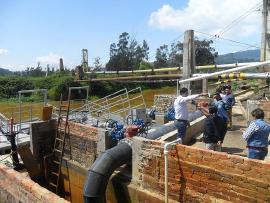 Continúa campaña para vinculación de municipios al Plan Departamental de Aguas