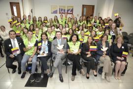Boyacá es beneficiada por el Ministerio de Educación con asistentes de inglés para universidades