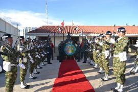 Batallón Especial Energético y Vial N° 6 Prócer José María Carbonell conmemoró 15 años