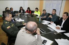 Autoridades electorales se reunieron para unificar criterios en torno a próximos comicios