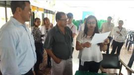 Germán Alfonso Sánchez Saavedra nuevo Alcalde de Togüí