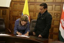 Nueva asesora Elina Ulloa estará encargada de ejecución transparente del Contrato Bicentenario