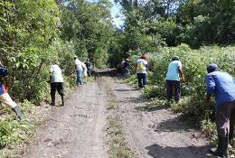 Empleo Temporal Rural, una excelente alternativa para el desarrollo del agro boyacense