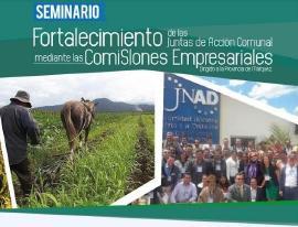 Tercera sesión del Seminario sobre Fortalecimiento Empresarial en Jenesano