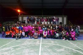 250 personas acudieron al evento masivo de hábitos saludables en Villa de Leyva