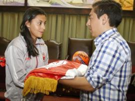 $ 100 millones aportará Gobernador de Boyacá para equipo femenino de fútbol profesional