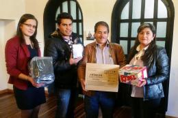 Gobernación entregó estímulos a las instituciones de cultura Públicas Municipales de Boyacá