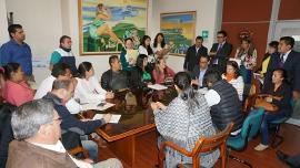 Mesa de trabajo con seis ESE municipales que están en documento red de servicios para liquidación