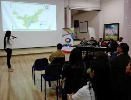 Visita del  Ministerio de Vivienda a la Empresa de Servicios Públicos de Boyacá