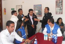 Servicios Públicos participó en la presentación de anteproyecto de la Laguna de Fúquene