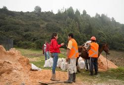 Empresa de Servicios Públicos realizó socialización de proyecto en Buenavista
