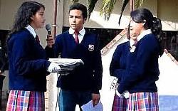 Estudiante del municipio de Tibaná obtuvo puntaje 100/100 en el área de inglés