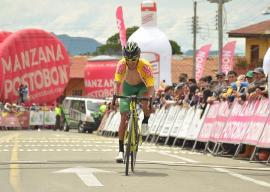 Por competencia ciclística habrá cierre de vías en Boyacá