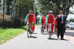 Boyacá va por la sede de los campeonatos mundiales de ciclismo de ruta de 2017