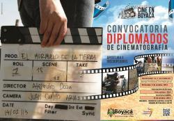 Abierta convocatoria para diplomado en Dirección Cinematográfica