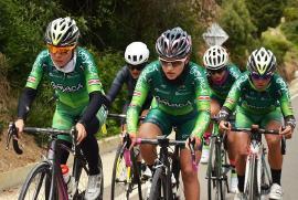 Equipo femenino 'Boyacá es para Vivirla' listo para la Vuelta al Departamento